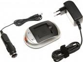 Nabíječka T6 power pro Panasonic DMW-BCL7, DMW-BCL7E, 230V, 12V, 1A