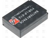 Baterie T6 power LP-E12