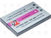Baterie T6 power Fuji NP-60, KLIC-5000, NP-30, LI-20B, A1812A, L1812A, L1812B, BT.6530A.002, PX1656, SLB-1037, VW-VBA10, D-Li2, DB-40