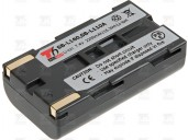 Baterie T6 power SB-L160, SB-L110A, šedá