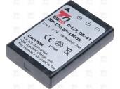 Baterie T6 power NP-120, D-Li7, BP-1500S, DB-43, PX1657
