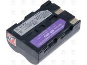 Baterie T6 power NP-400, D-Li50, SLB-1674