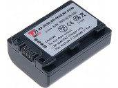 Baterie T6 power NP-FH30, NP-FH40, NP-FH50