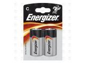 obrázek Baterie Energizer Base C, LR14, R14, malé mono, LR15, AM2, L, MN1400, 814, E93, LR14N, 14A, 1,5V, blistr 2 ks