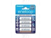 obrázek Baterie Panasonic Eneloop BK-3MCCE, AA 2000mAh, blistr 4ks