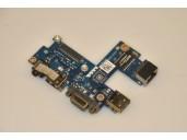 obrázek 1x audio, 2x USB, 1x VGA, 1x LAN konektor pro Dell Latitude E5540, PN: 9WMHY
