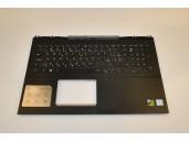 obrázek Horní plastový kryt pro Dell Inspiron 15 včetně klávesnice, PN: MDC8K