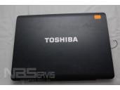 obrázek LCD cover (zadní plastový kryt LCD) pro Toshiba Equium A200