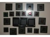 obrázek obvod nVidia G86-613-A2