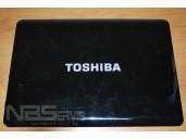 obrázek LCD cover (zadní plastový kryt LCD) pro Toshiba Satellite A350