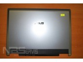 LCD cover (zadní plastový kryt LCD) pro Asus F3J/1