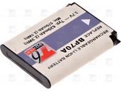 Baterie T6 power BP-70A, SLB-70A, BP70A