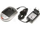 Nabíječka T6 power pro Samsung BP-70A, SLB-70A, BP70A, 230V, 12V, 1A